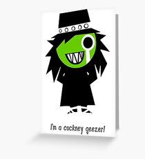 The Hitcher 2 Greeting Card