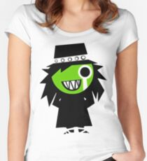 The Hitcher Women's Fitted Scoop T-Shirt