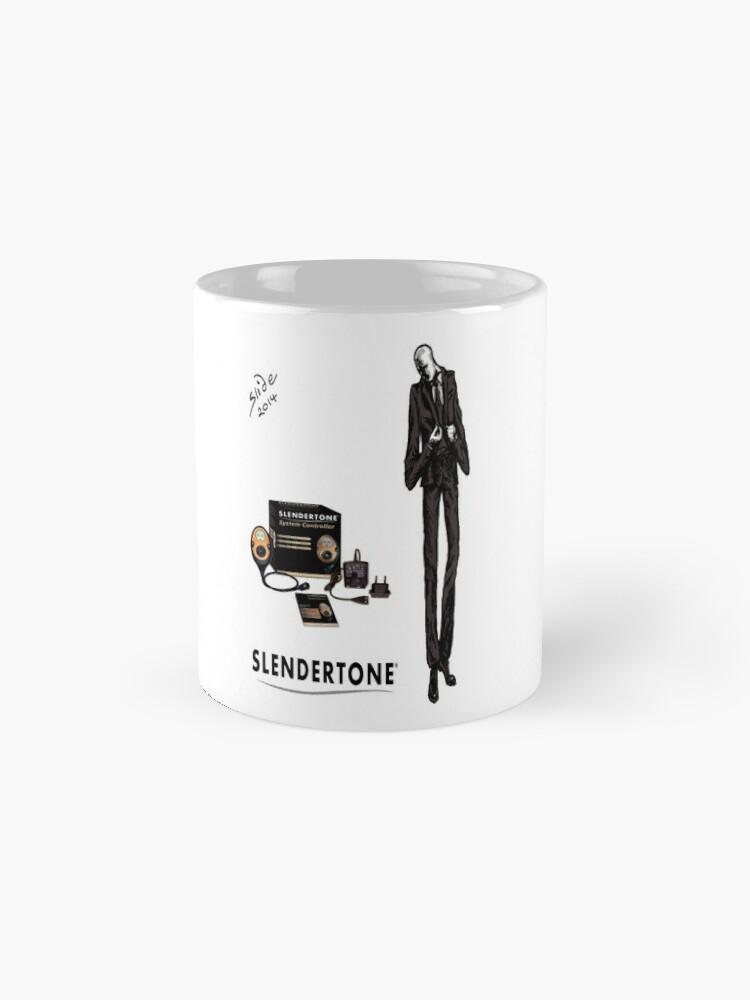 Alternate view of Slenderman Mug