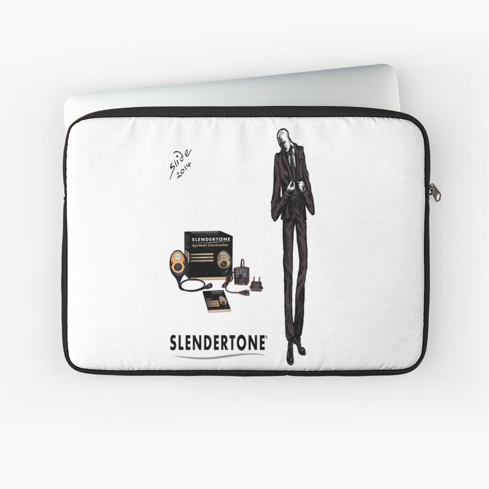 Slenderman Laptop Sleeve