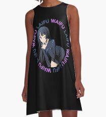 Waifu Laifu Inspired Shirt A-Line Dress