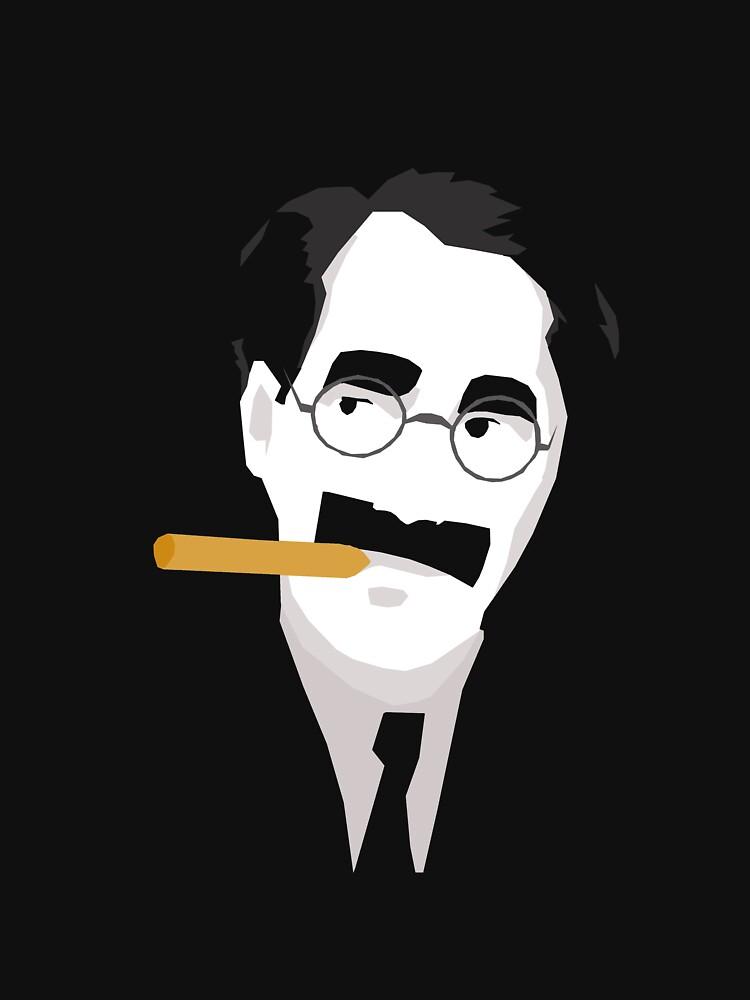 Groucho by TheKingLobotomy