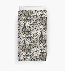 Puzzle Jigsaw Pieces Duvet Cover