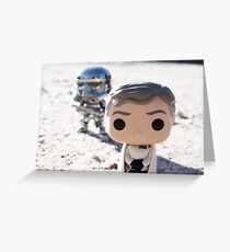 Rogue One: a Star Wars story. Greeting Card