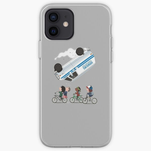 Stranger Things Merch Coque souple iPhone