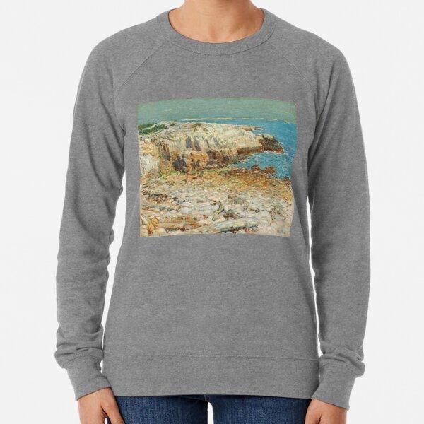 Childe Hassam A North East Headland 1901 Painting Lightweight Sweatshirt
