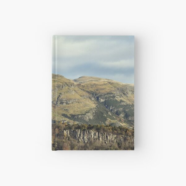 The National Wallace Monument - Stirling, Scotland Hardcover Journal