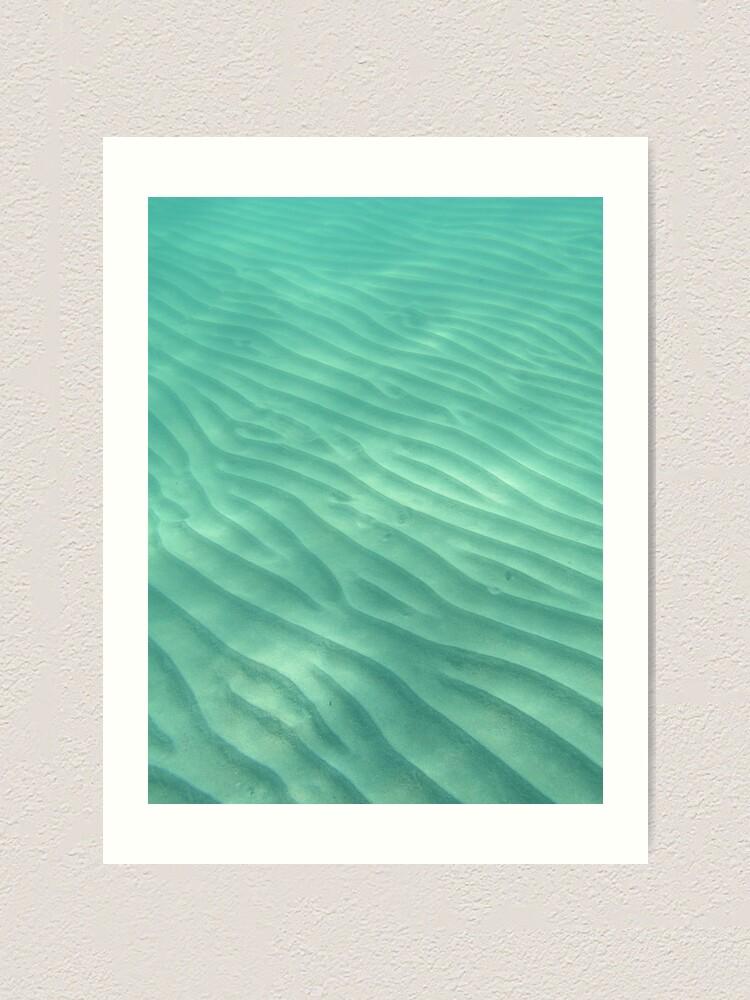 Alternate view of Ocean Dunes Art Print
