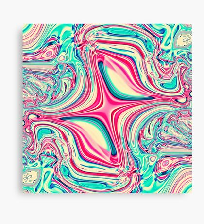 Funky Dance Canvas Print