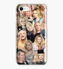 Amy Poehler Collage iPhone Case/Skin