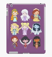 Lil' CutiEs - Alternate Princesses Group One iPad Case/Skin