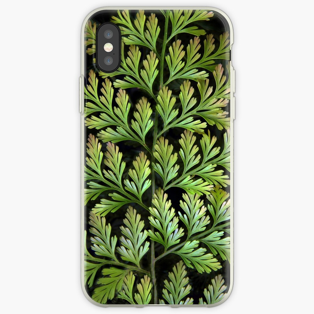 Leaf Abstract iPhone Case & Cover