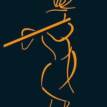 Krishna - Hare Krishna by pbng80