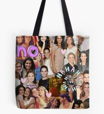 Rizzles collage Tote Bag