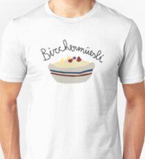 Cereal birchermüesli Unisex T-Shirt