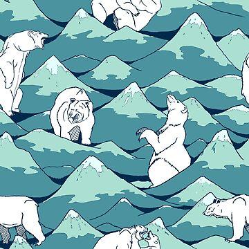 BEARS by veenprints