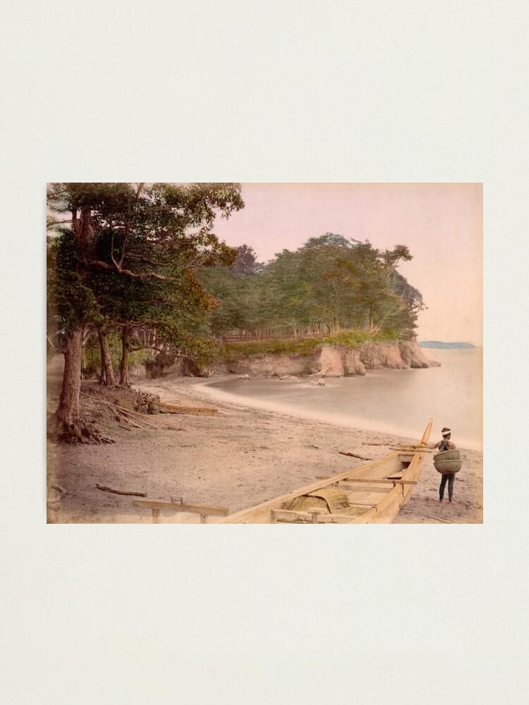 Alternate view of View of Tomioka, Japan Photographic Print