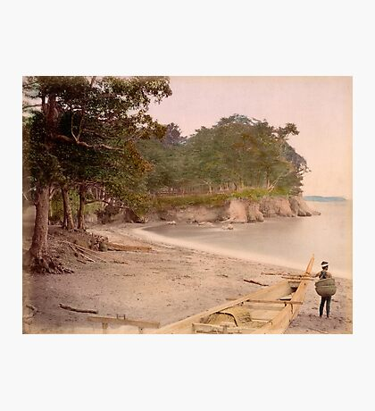 View of Tomioka, Japan Photographic Print