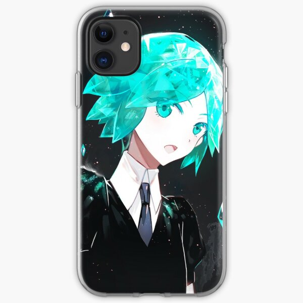 phosphophyllite iPhone Soft Case