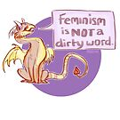 feminism is not a dirty word by pagalini