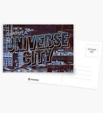UNIVERSE CITY postcard Postcards