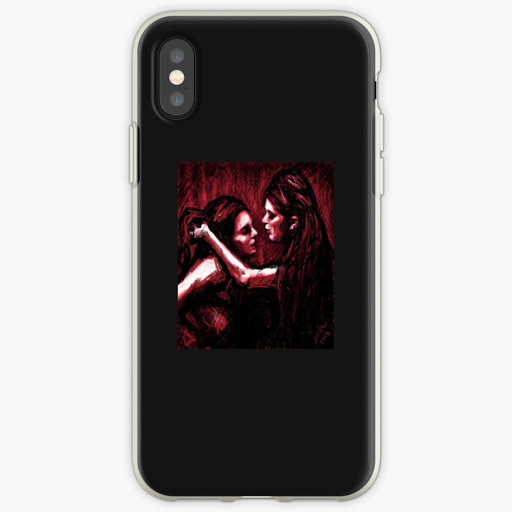 Her Hair, 2014 iPhone Case & Cover