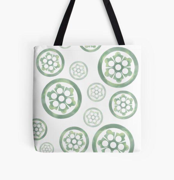 Hamato Clan All Over Print Tote Bag