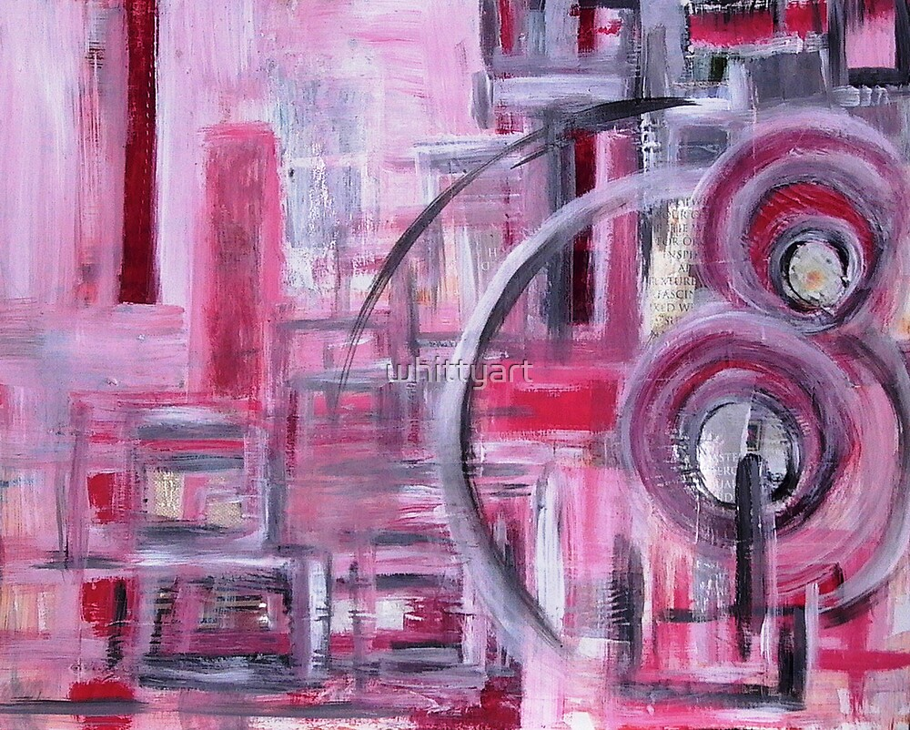 Abstractivated by whittyart