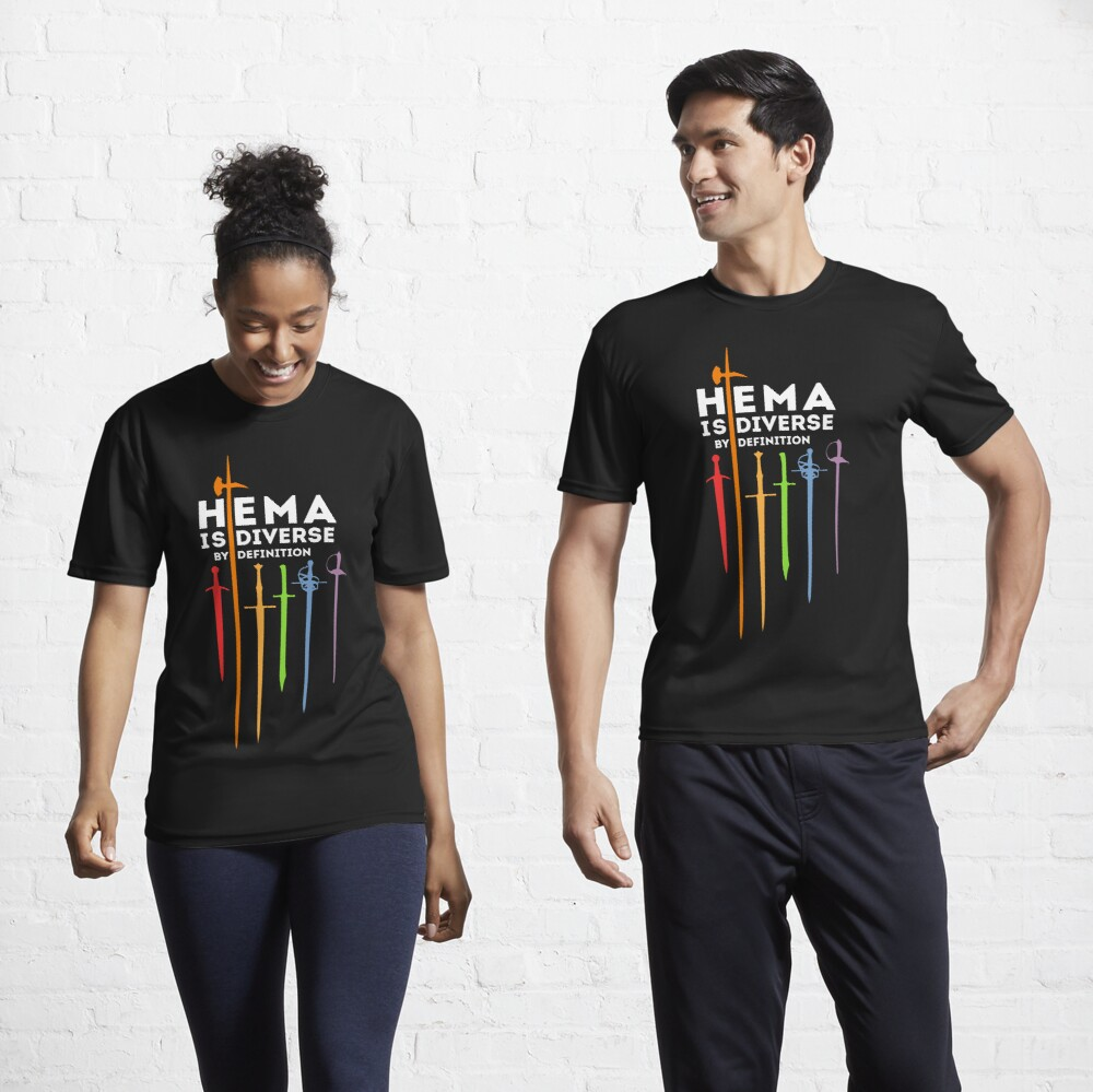 HEMA - Diverse by definition Active T-Shirt