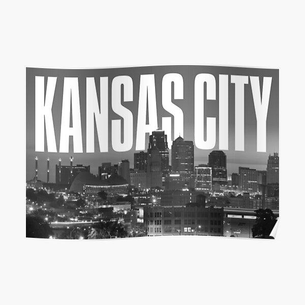 Kansas City - Cityscape Poster