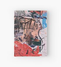 Basquiat Style Hardcover Journal