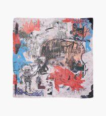 Basquiat Style Scarf