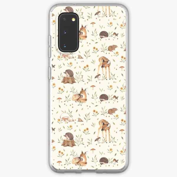 Meadow and Fawn Samsung Galaxy Soft Case
