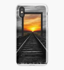 A Good Travel By Train - Design iPhone Case/Skin