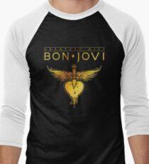 Bon Jovi Greatest Hits Baseball Shirt