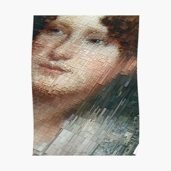 Portrait / Rosalba Detail / 032 Poster