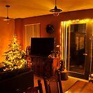 Christmas cosiness by beanocartoonist