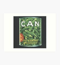 Can - Ege Bamyasi Kunstdruck