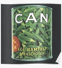 Can - Ege Bamyasi Poster