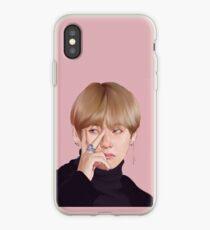 Taehyung iPhone Case