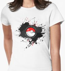 Pokeball - I wanna be the very best Women's Fitted T-Shirt