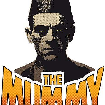The Mummy by deesorder