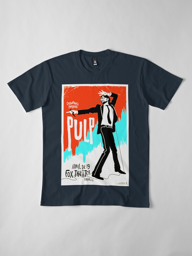 Alternate view of Pulp 1 Premium T-Shirt