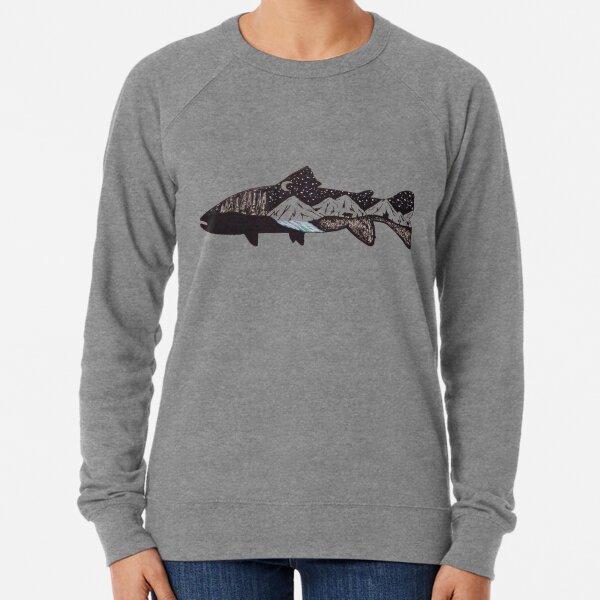 Mountain Trout Lightweight Sweatshirt