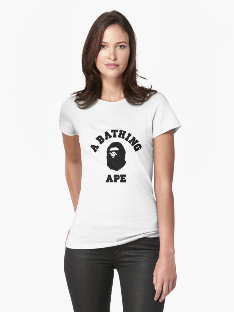 79821d50f bape a bathing ape logo t-shirt