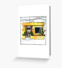 Playa del Carmen - Mexico Travel Journal Greeting Card