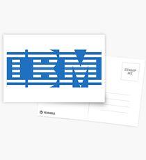 IBM Postcards