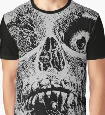 Tales From The Crypt - Skull Graphic T-Shirt
