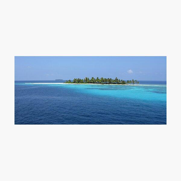 Kanapu Island Photographic Print