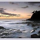 dawnscape #3 by carol brandt